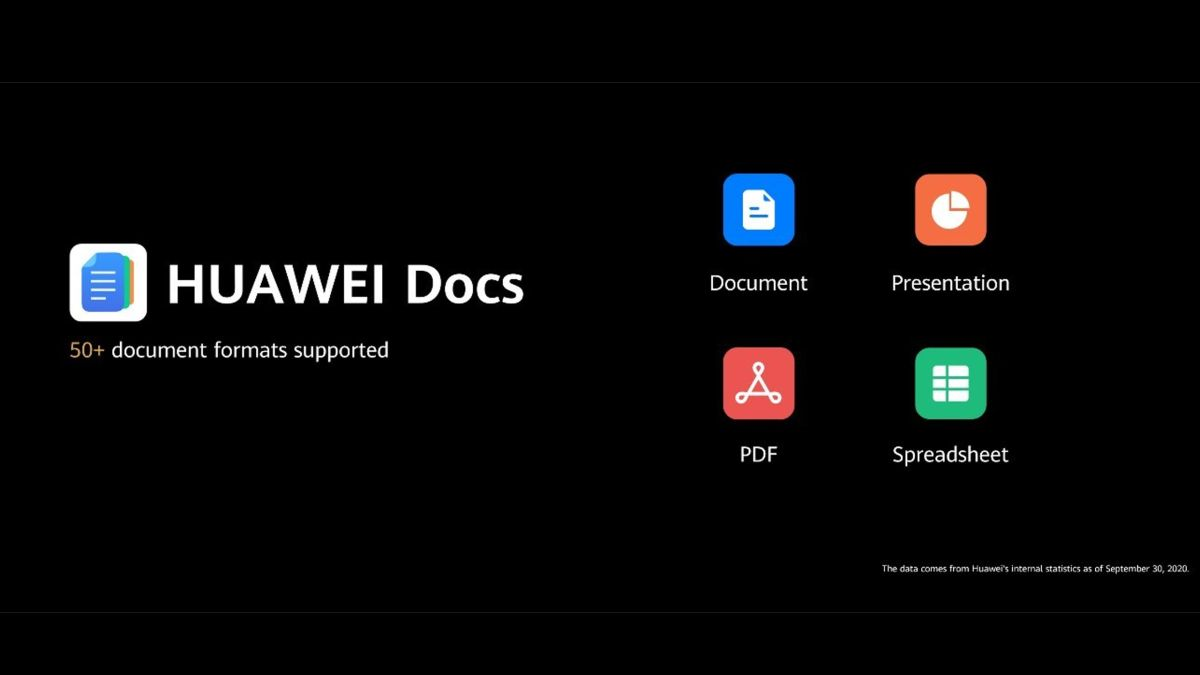 Huawei wants to kill off Microsoft Office and Google Docs for good