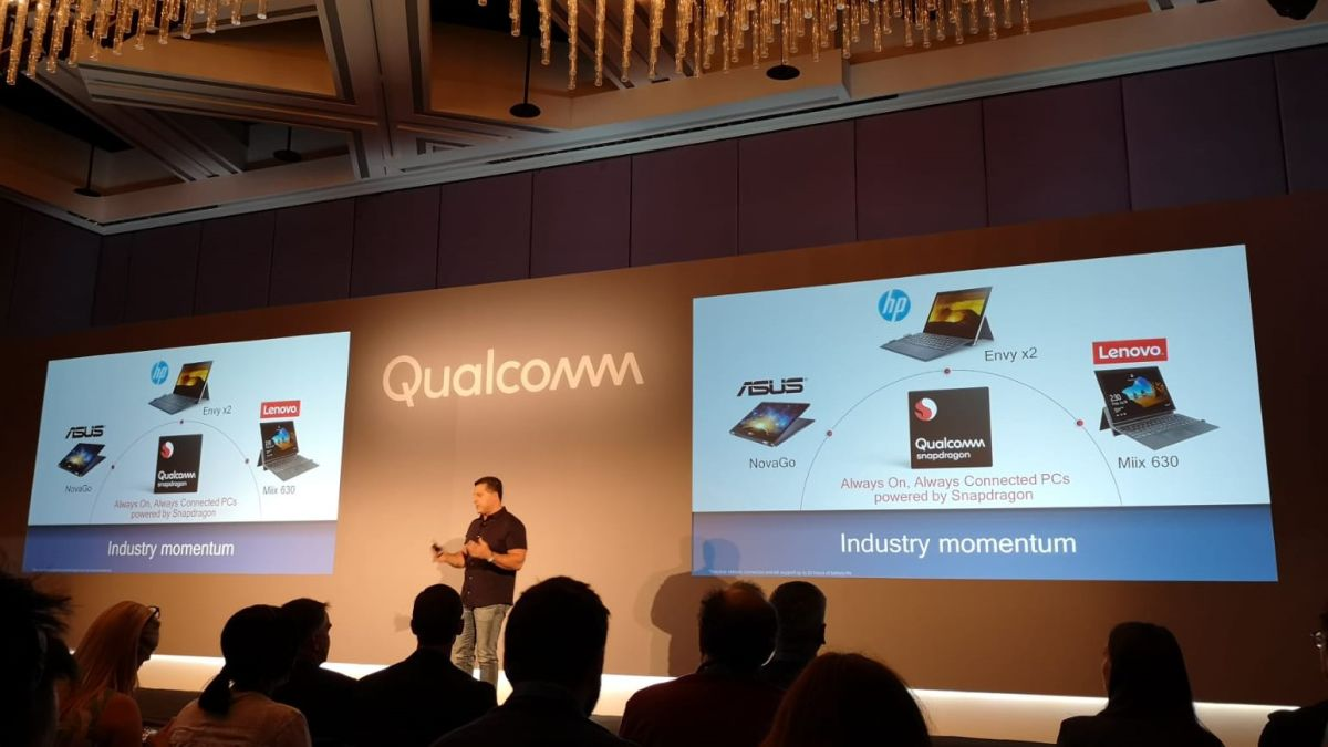 Qualcomm announces its second-generation Snapdragon processor for Windows 10 devices