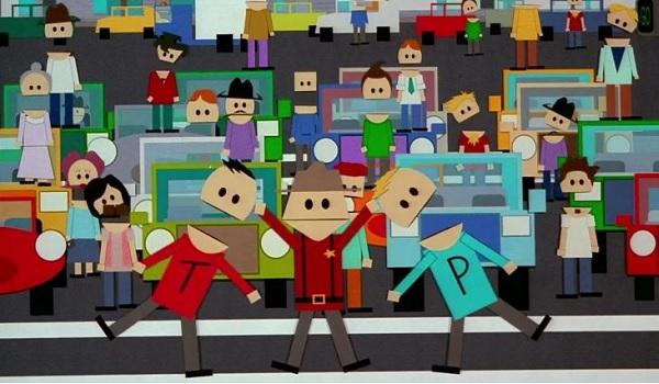 South Park Bigger Longer And Uncut