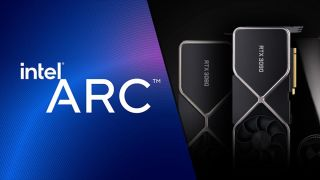 Intel Arc could be coming for Nvidia