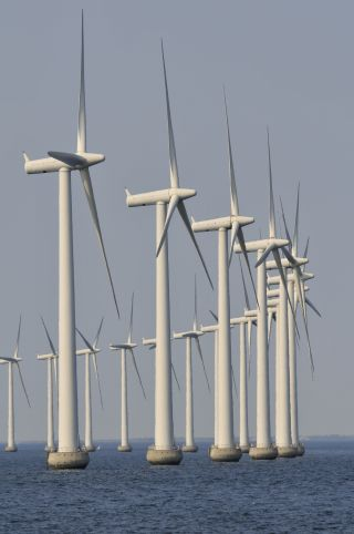 Offshore Wind Turbines OCEANA Carlos Minguell