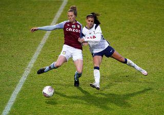 Tottenham Hotspur v Aston Villa – FA Women's Super League – The Hive