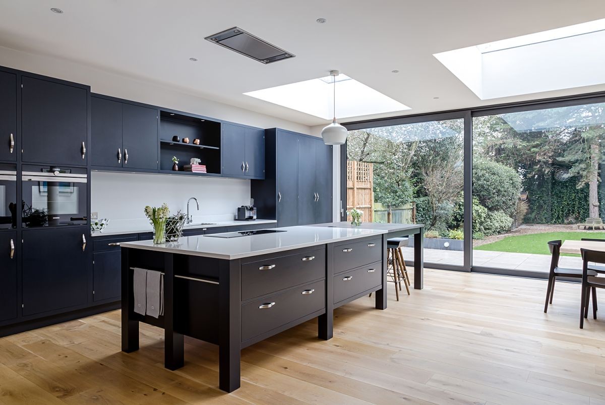 Expert design tips for your kitchen extension - style pointers for getting it right