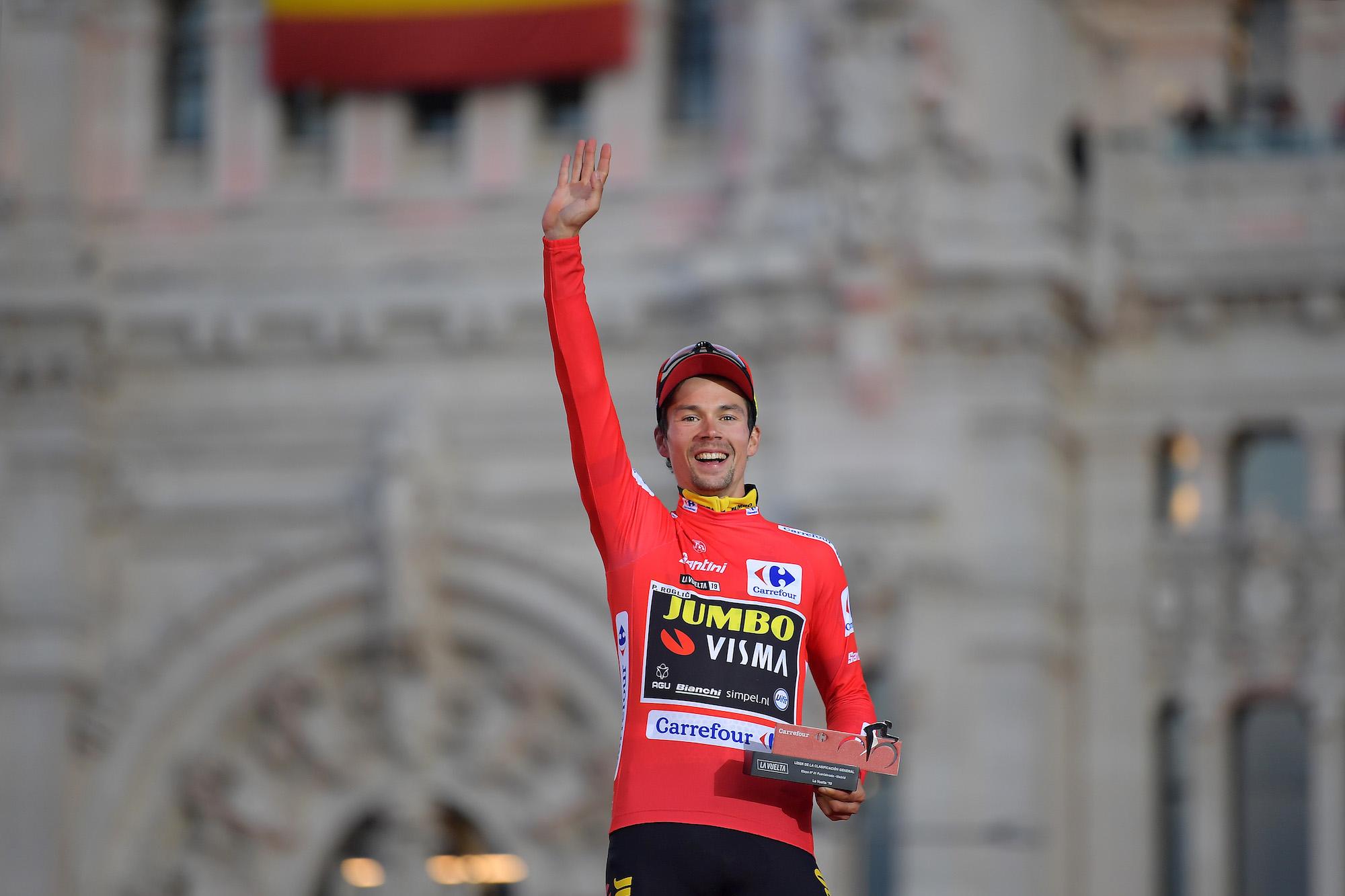 Primož Roglič wins Vuelta a España 2019 as Fabio Jakobsen takes stage 21