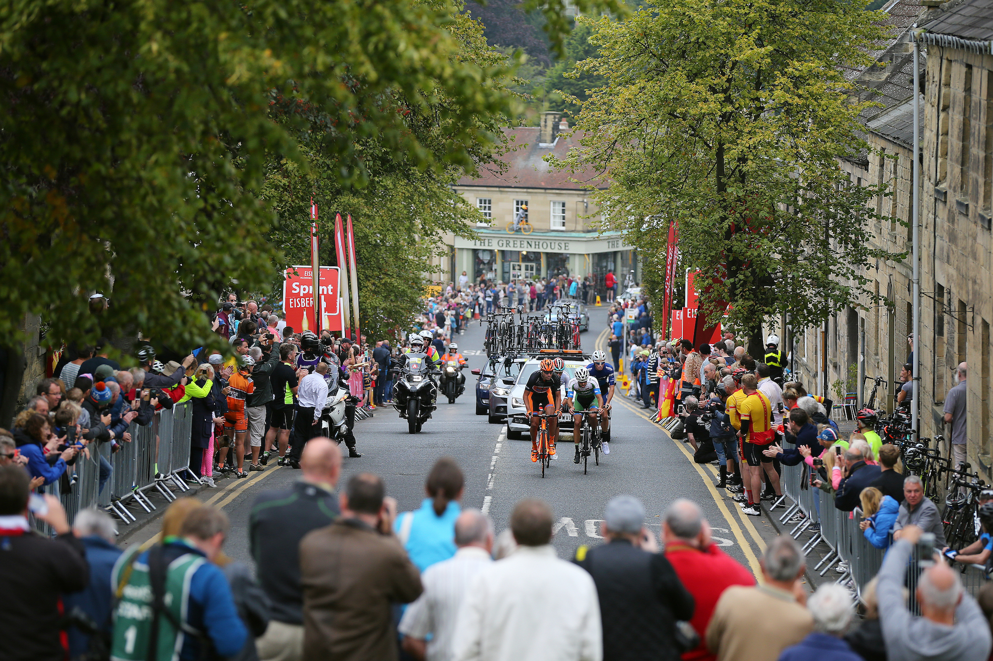 British Cycling axes TV coverage of British road series
