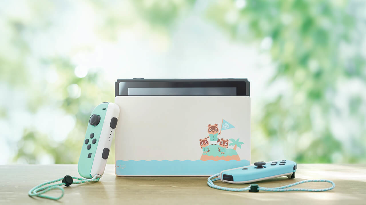 Grab A Cheap Nintendo Switch Just In Time For Animal Crossing New