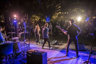 Alphabeat performs at SXSW 2019