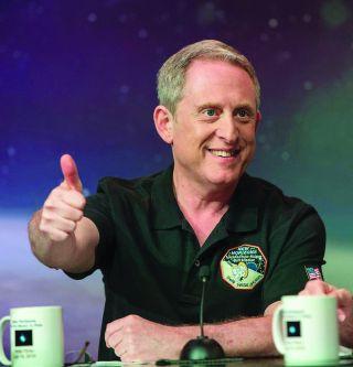 New Horizons Principal Investigator Alan Stern