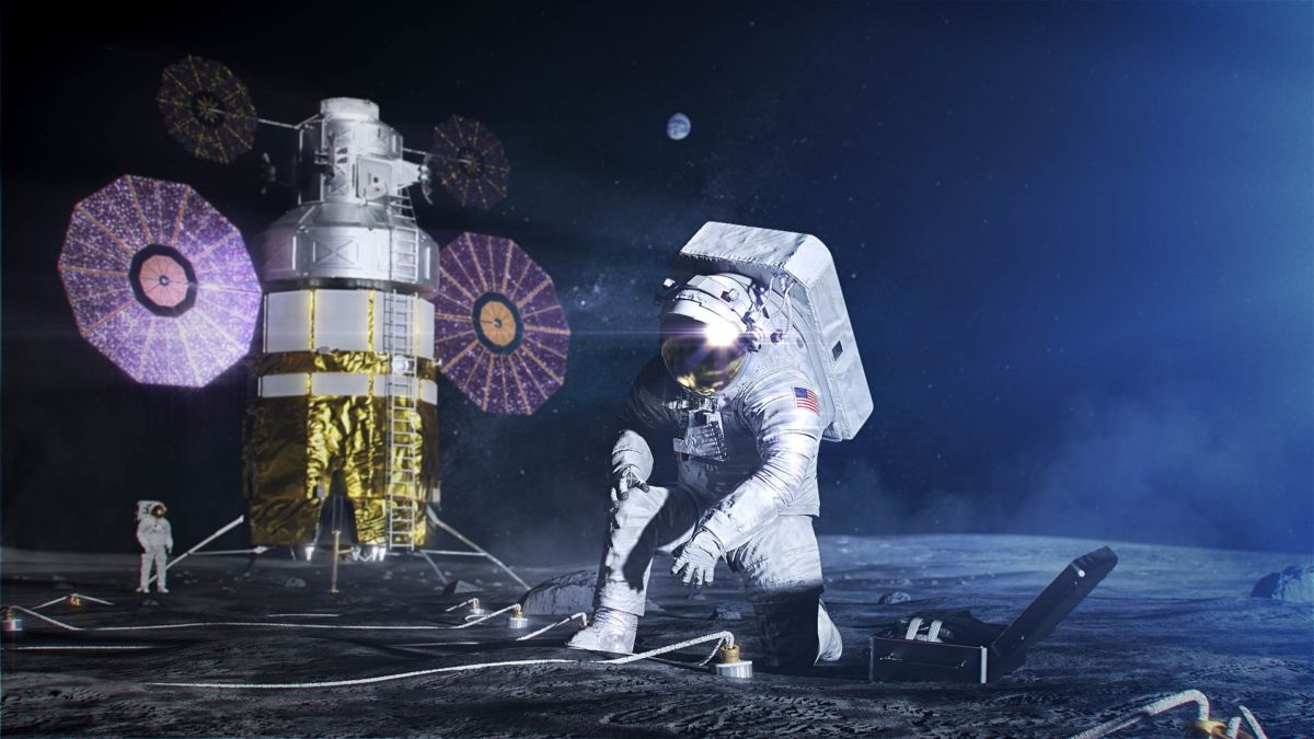 Proposed House bill pushes NASA's crewed moon landing back to 2028