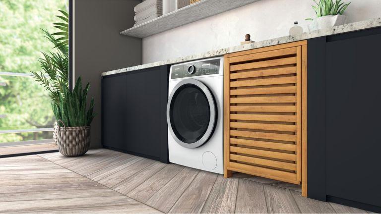 Hotpoint GentlePower washing machine hero image