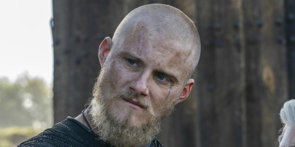Vikings Bjorn Ironside Alexander Ludwig History