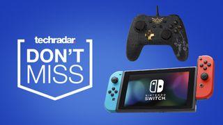 Best Buy Black Friday Nintendo Switch Deals Bundles Half Price Controllers And More Techradar