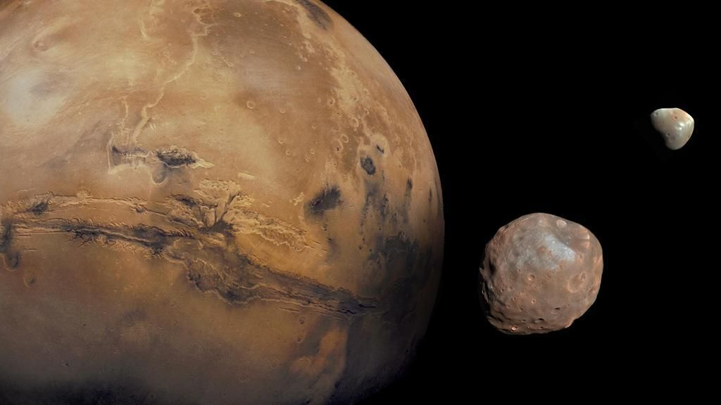 A mysterious 'wobble' is moving Mars' poles around – Livescience.com