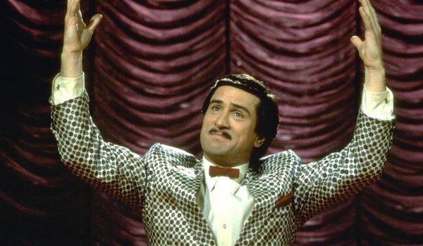 Robert De Niro in King of Comedy