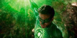 Snyder Cut Fan Poster Shows Ryan Reynolds' Green Lantern Against Darkseid
