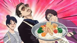 The Way of the Househusband anime series.