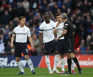 Soccer – FA Cup – Semi Final – Tottenham Hotspur v Chelsea – Wembley Stadium