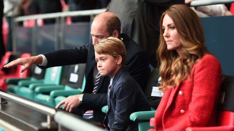 Prince George Wembley