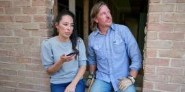 Why It's OK Chip And Joanna Gaines' First Renovation On Fixer Upper: Welcome Home Was A Mess