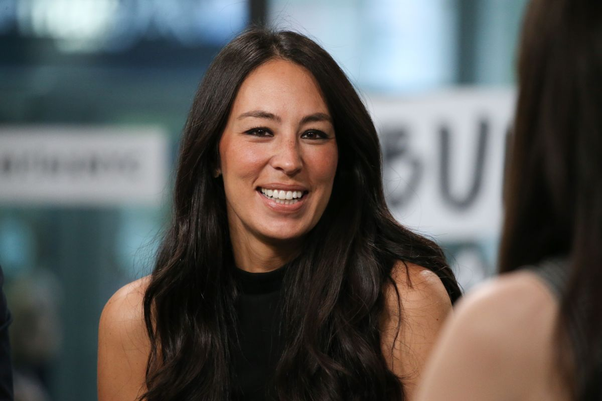 Joanna Gaines' diagonal shelving tip – copy this styling secret for beautiful displays