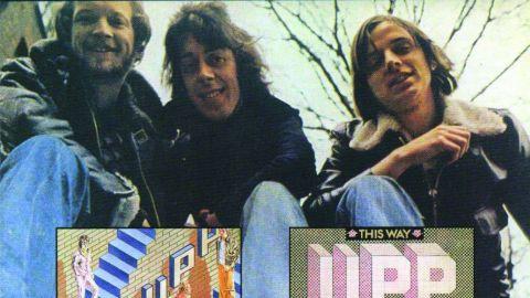 Cover art for Upp - Upp/This Way album