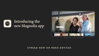 Magnolia channel Roku