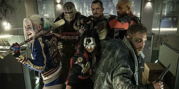 The Suicide Squad assembled