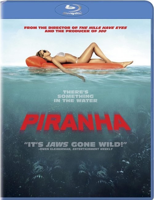 Piranha 3D Eats Its Way Into Homes This Month #15611