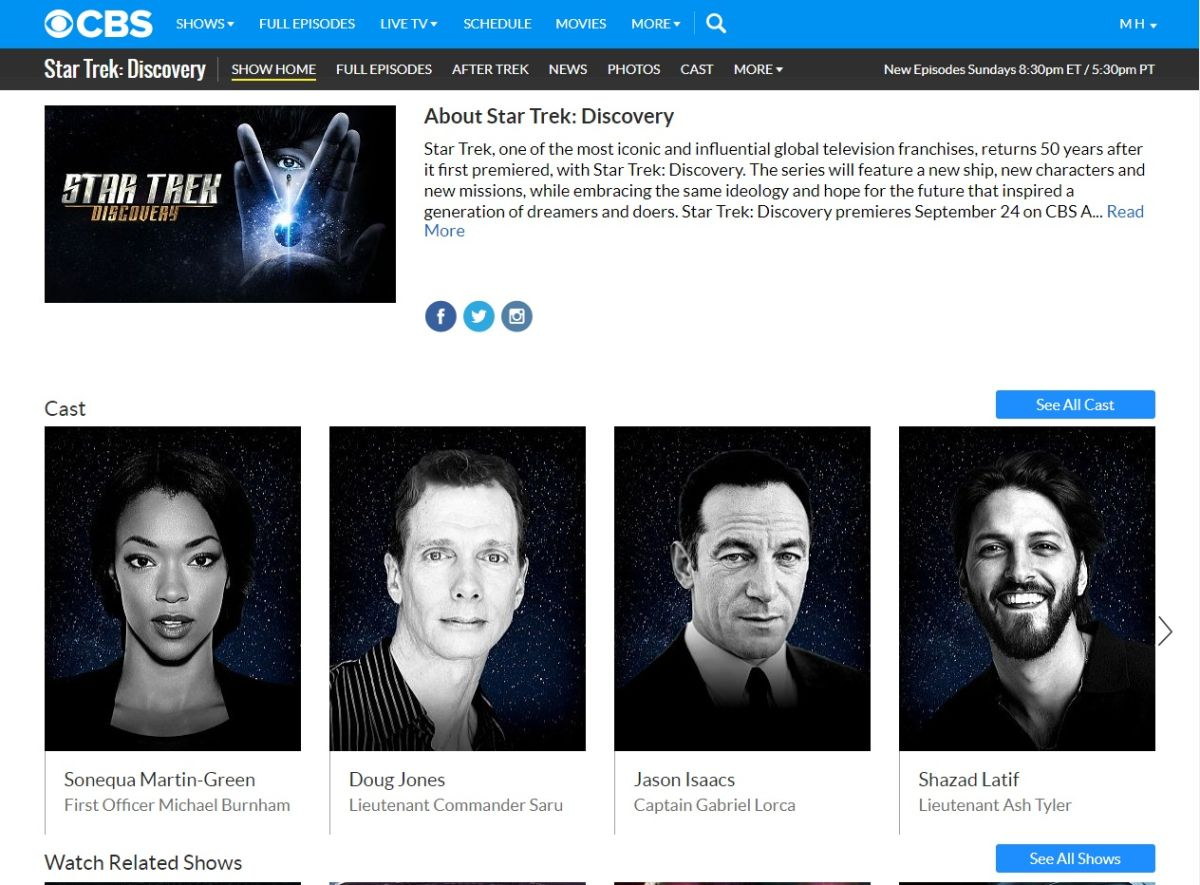 Is CBS All Access Worth It? (Aside from Star Trek: Discovery