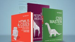 Three web development books