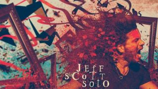 Jeff Scott Soto: Wide Awake (In My Dreamland) album artwork