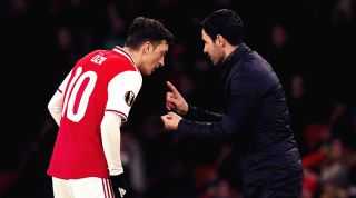 Arsenal Mike Arteta