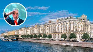 The Hermitage Museum, St. Petersburg