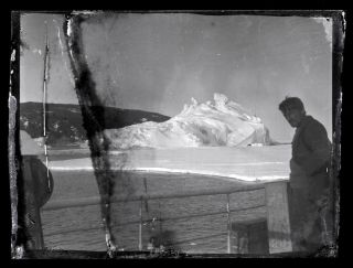 Alexander Stevens of Ernest Shackleton's party