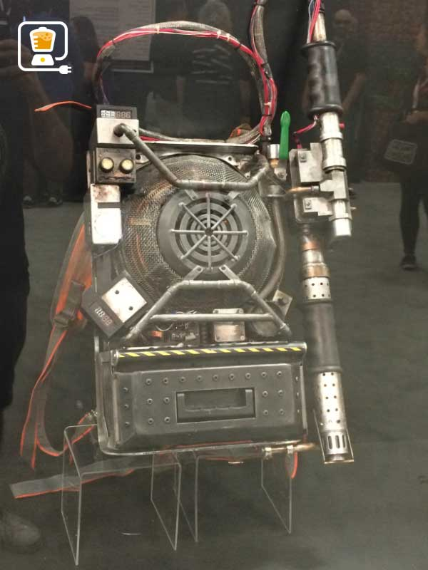 Ghostbusters proton pack 4