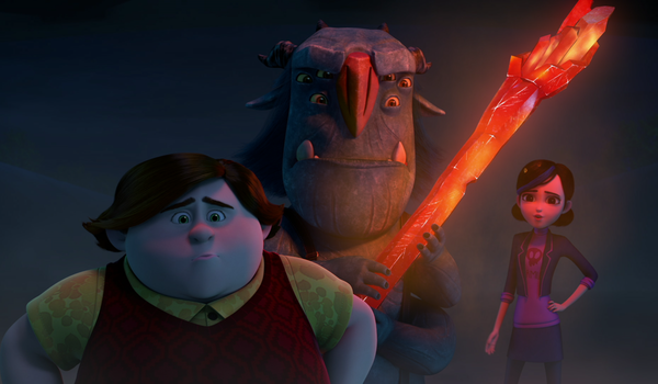 trollhunters season 2 toby blinky claire