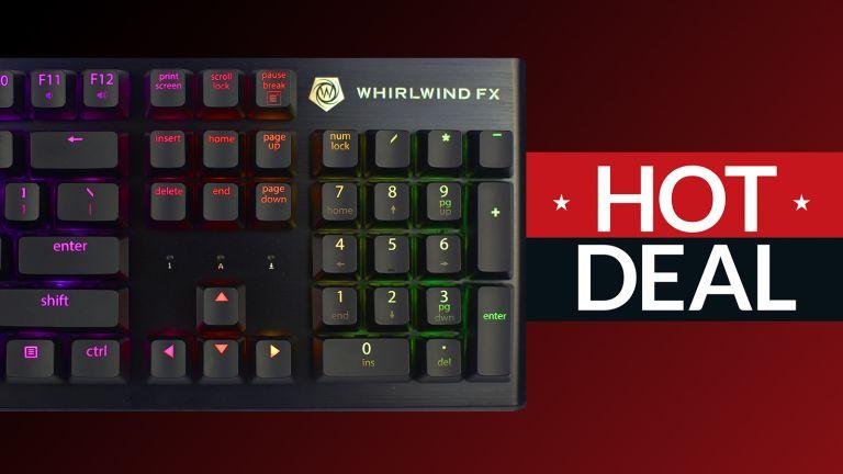 mechanical keyboard deal whirlwind fx element