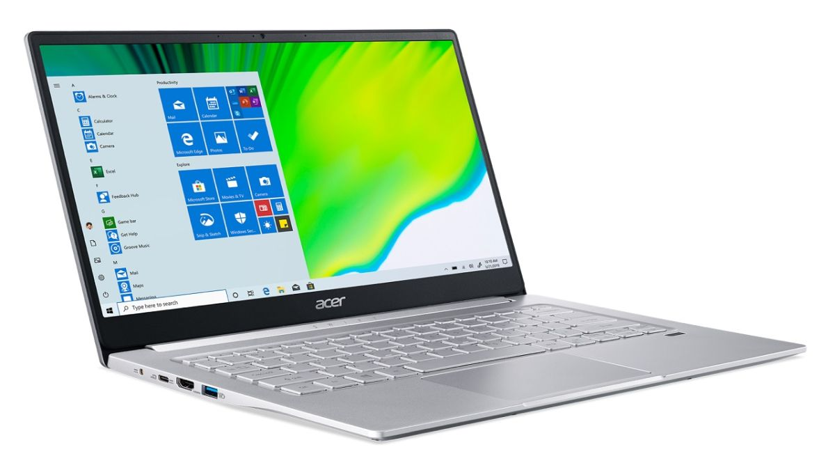 Acer Introduces India S First Amd Ryzen 5 4500u Powered Laptop Techradar