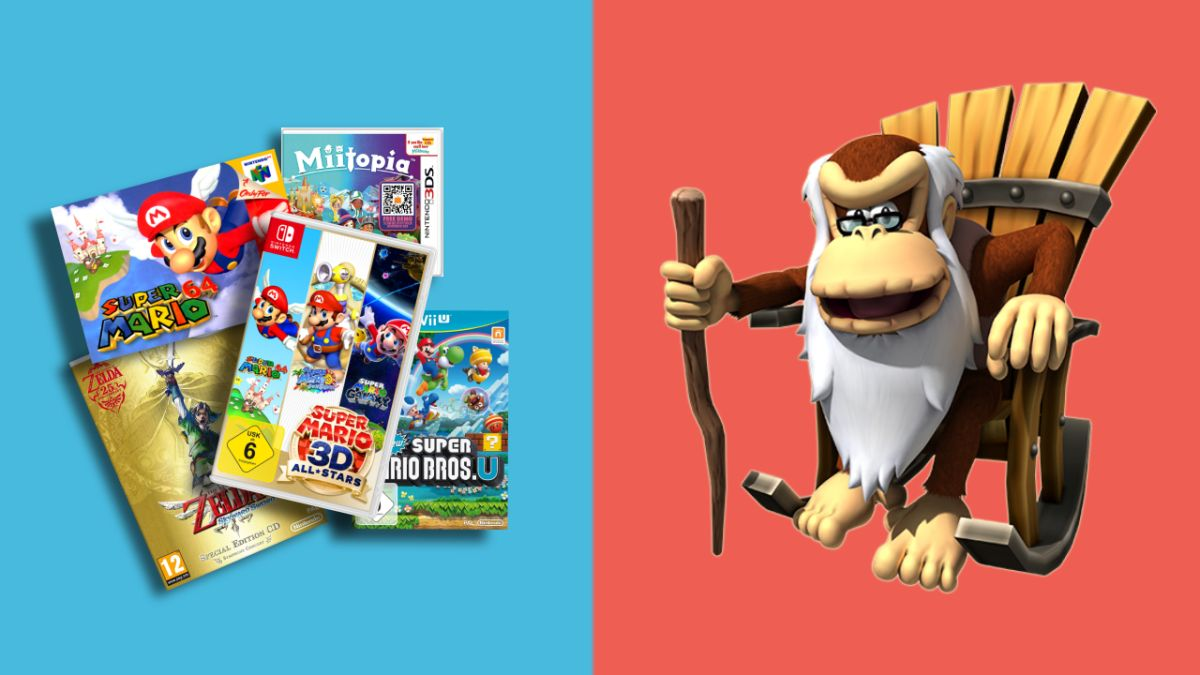 We need more Nintendo Switch games – but these ports won't cut it - TechRadar