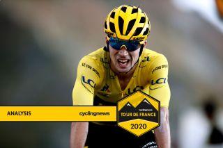 Primoz Roglic Col de la Loze Tour de France stage 17