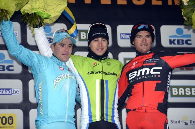 Sagan tops podium, Ghent-Wevelgem 2013