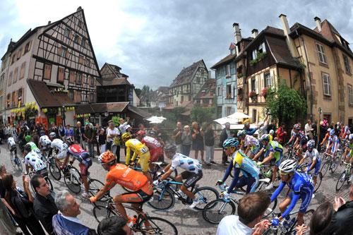 Tour de France 2009, stage 14