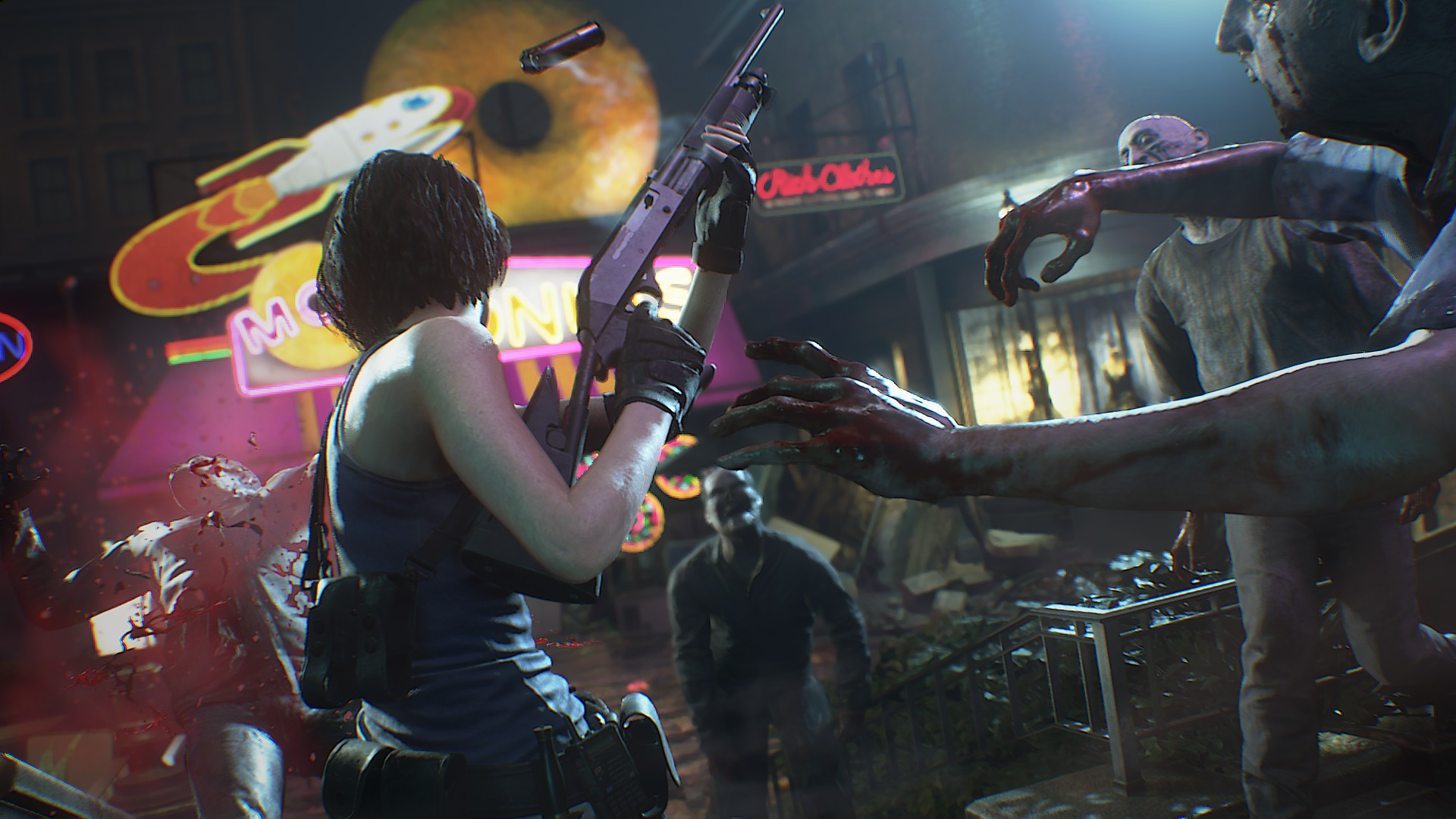 Rumor: Resident Evil 3 remake supported by new studio led by ...