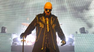 Judas Priest frontman Rob Halford