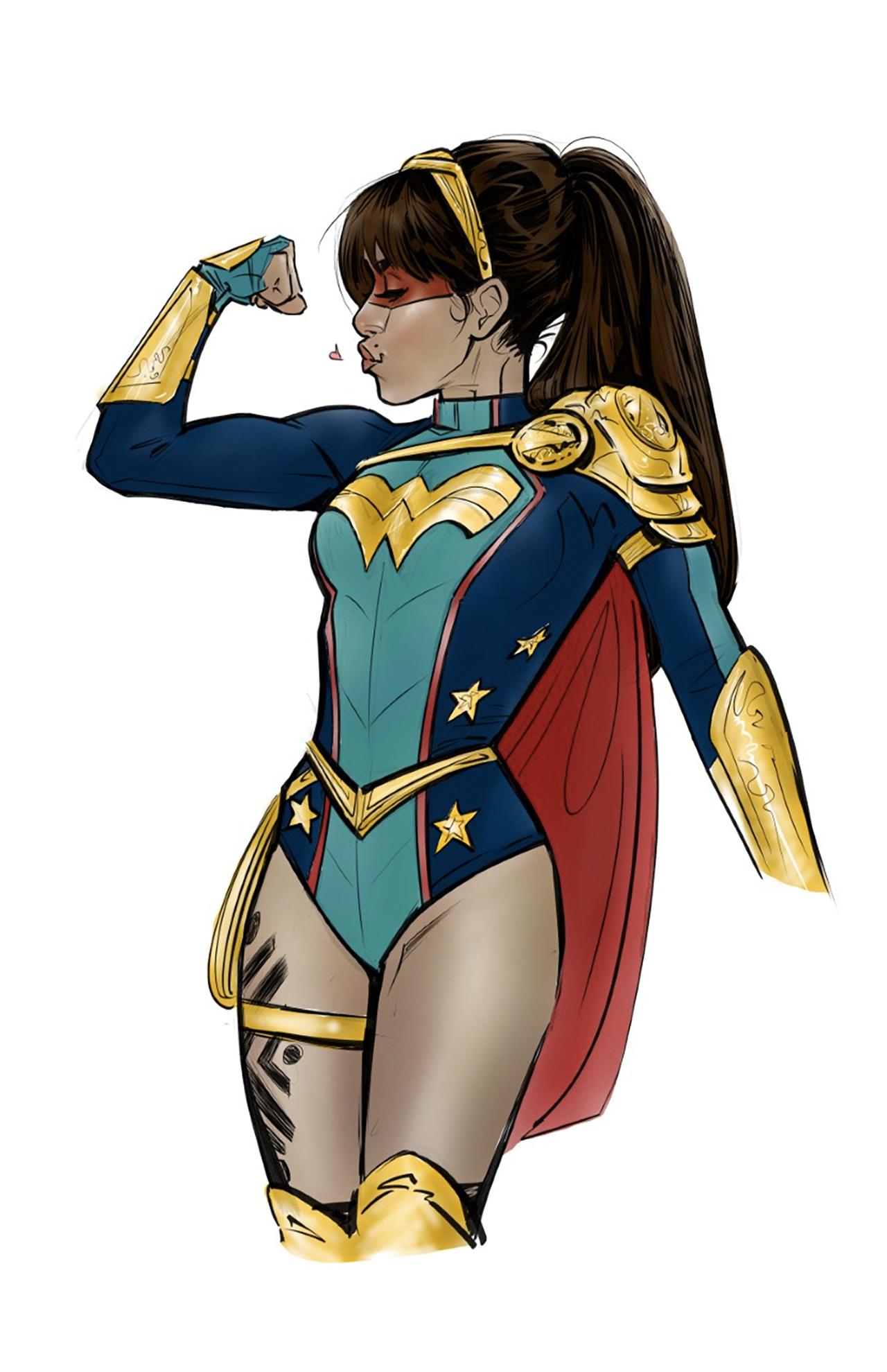 Dc Future State Wonder Woman Gets Her Own Title As Wonder Girl Gamesradar