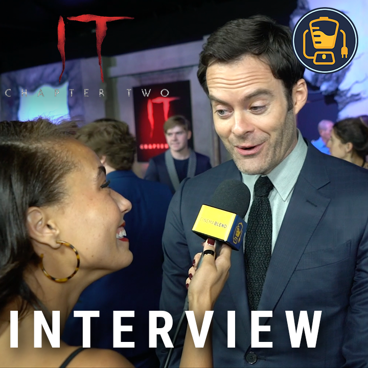 IT Chapter Two World Premiere Interviews With Bill Hader