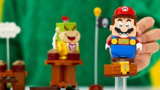 Lego Super Mario sets