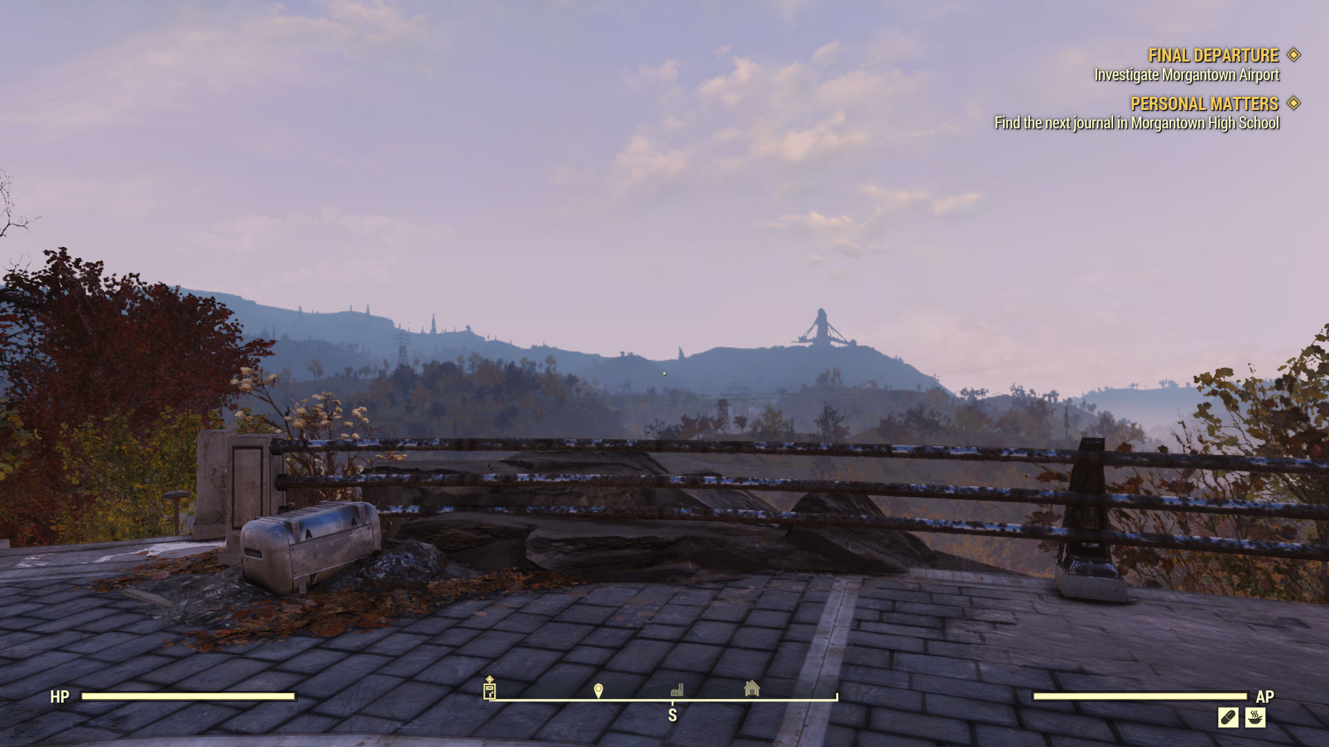 The 1 14 Fallout 76 patch allows unlocked fps and fixes