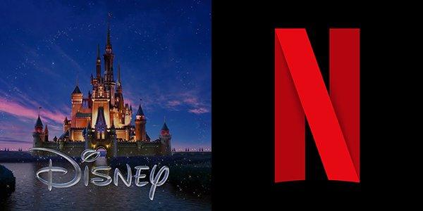 Disney and Netflix