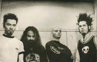 Static-X with Wayne Static